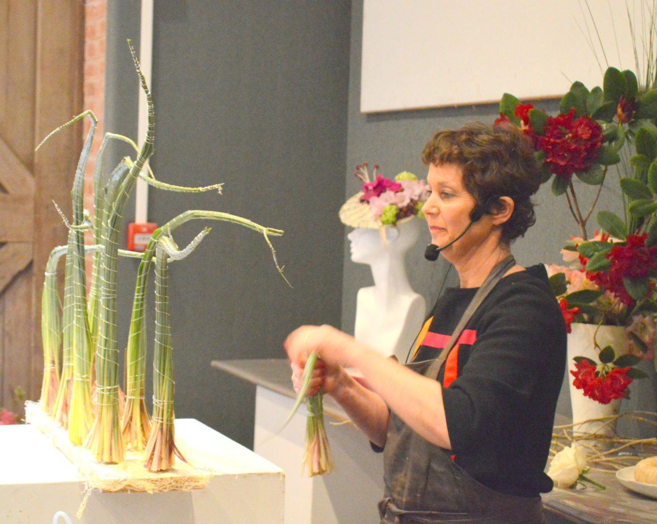 demonstration-florale-domaine-de-trevarez
